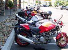 Friendship Ride August 4, 2007