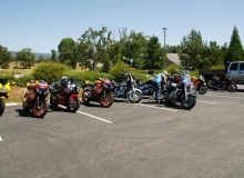 Friendship Ride August 6, 2011