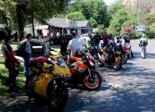 Friendship Ride August 3, 2013