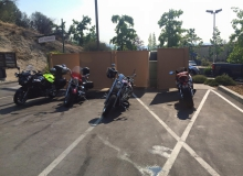 Friendship Ride August 1, 2015